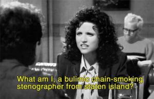 Elaine Benes Quotes Elaine benes #seinfeld