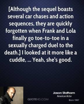 Jason Statham Devries