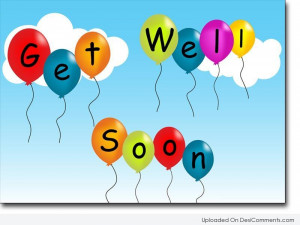 Get Well Soon Pictures, Images for Facebook, Whatsapp, Pinterest