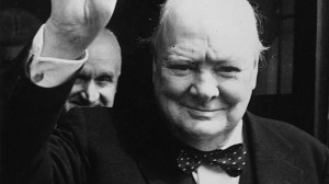 Winston Churchill (Central Press/Getty Images)