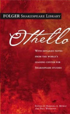 Othello Book Cover