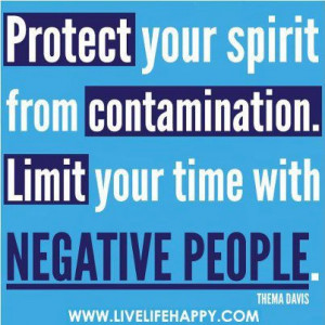 No Negative People