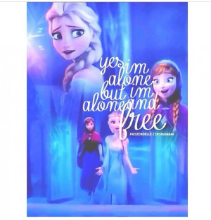 Anna and elsa -frozen