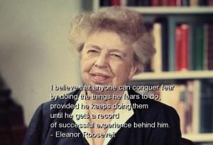 eleanor roosevelt famous quotes