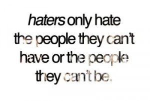 Comeback Quotes For Haters haters in your life