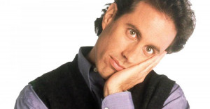 Top 5 Jerry Seinfeld quotes from... Seinfeld (duh!)