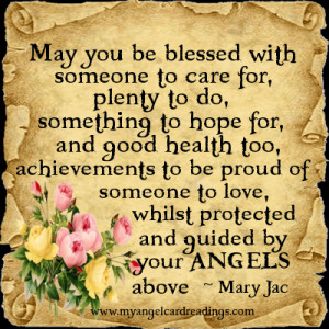 Quotes, Sayings, Blessings, Poems