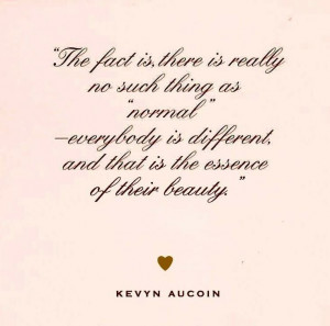 Kevyn Aucoin Quote