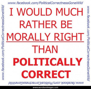 Political correctness quotes