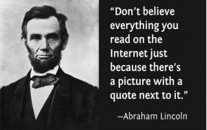 25+ Inspirational Abraham Lincoln Quotes