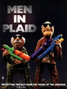 ... Funny Muppets, Plaid, Angry Men, Funny Stuff, The Muppets, Old Movie