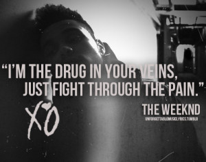 The Weeknd..