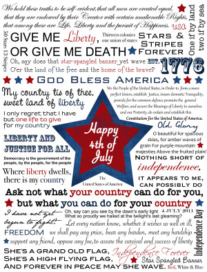 4th of July Liberty Quotes Sayings