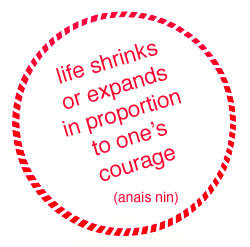 Shrinks And Expands...