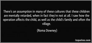 ROMA DOWNEY QUOTES