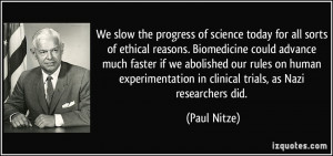 More Paul Nitze Quotes