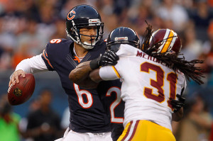 Chicago Bears Jay Cutler – Post Game Quotes Redskins