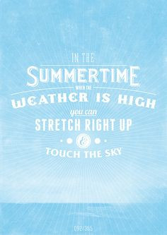 Summer Quotes And Sayings Tumblr