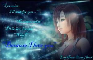 hearts sora and kairi quotes kingdom hearts game sora kairi 9829 ...