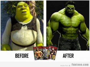Funny Hulk Story Pic