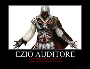 Ezio Auditore Quotes