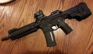Asking $850. Includes shown window pmag + four 30 rd aluminum mags