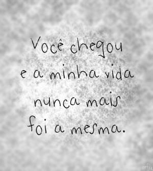 Love Quotes: Portuguese
