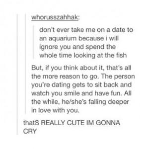 aquarium, quotes, cute, boy, love, girl, tumblr, music, beautiful, one ...