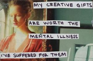 girl, mental illness, model,