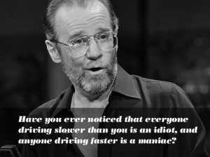 The Funniest Things George Carlin Ever Said