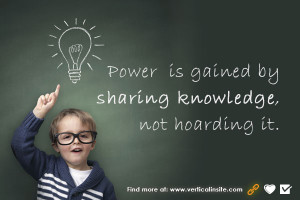 Sharing Knowledge Quotes