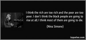 More Nina Simone Quotes