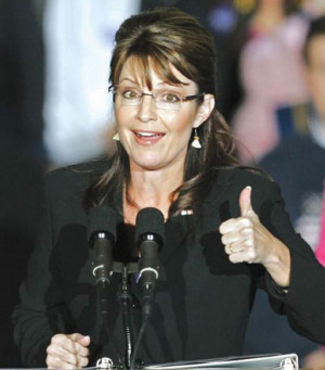 ... sarah palin gained a Sarah Palin Stupid Quotes of preposterous quotes