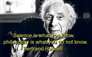 Bertrand russell, quotes, sayings, science quote, meaningful