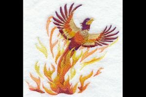 Phoenix mythology Wallpaper