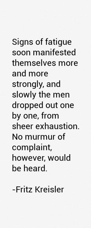 Fritz Kreisler Quotes & Sayings