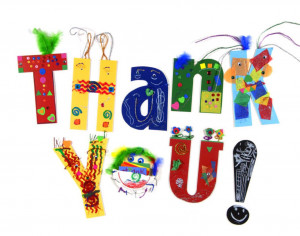 """Gratitude is the sign of noble souls"""" – Aesop"""