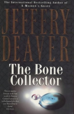 """Start by marking """"The Bone Collector"""" as Want to Read:"""
