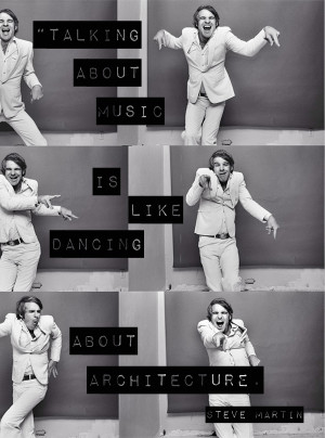 ... quotes from the wild and crazy guy, Steve Martin. - Living Vintage