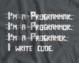 Computer Programming Code Funny geek computer code