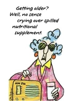 labels ageing cartoon funny maxine weightloss