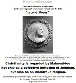 Moses+maimonides+quotes