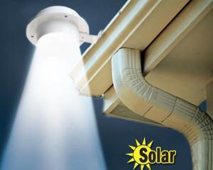LED lighting solar energy saving more electricity