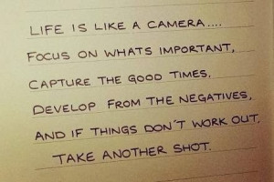 Life+is+like+a+camera-+Focus+on+what's+important,+capture+the+good ...