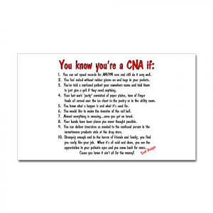 Cna Quotes You're a cna if.
