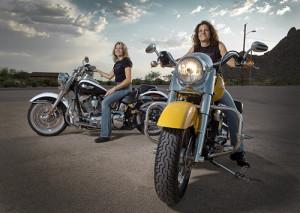 Meet Harley-Davidson rider Natalie