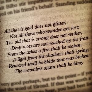 Random quoted poem...