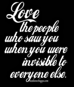 Being Invisible Quotes Labels: love quotes people