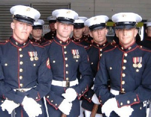 permalink reply quote posted 9 9 08 here s some men in uniform semper ...