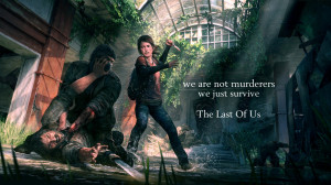 The Last Of Us - Video Game Wallpaper
